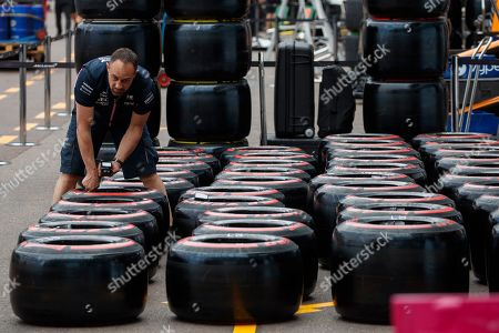 Editorial picture of Monaco Formula One Grand Prix, Monte Carlo - 22 May 2019