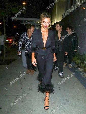 Delilah Hamlin at Bootsy Bellows Nightclub