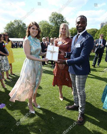 Duke of Edinburgh Gold Award presentations, London