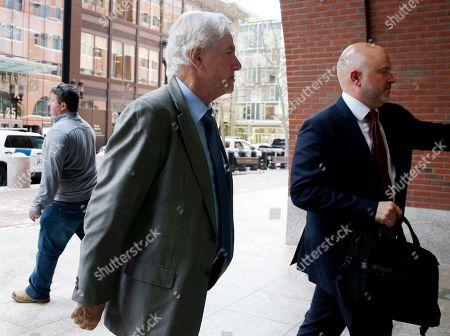 College Admissions Bribery trial, Boston