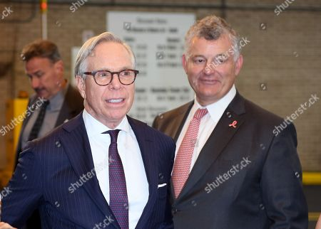 Tommy Hilfiger and William P. Lauder