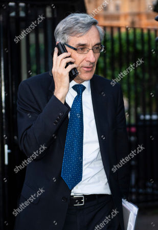 MP John Redwood leaving Parliament.