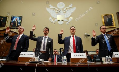Editorial picture of Election Security, Washington, USA - 22 May 2019