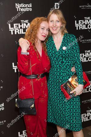 Victoria Yeates & Fenella Woolgar