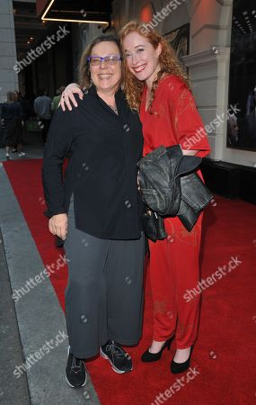Annabelle Apsion and Victoria Yeates