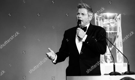 Editorial image of The Gallagher Premiership Awards Dinner 2019, Rugby Union, Royal Lancaster Hotel,  London - UK - 22 May 2018