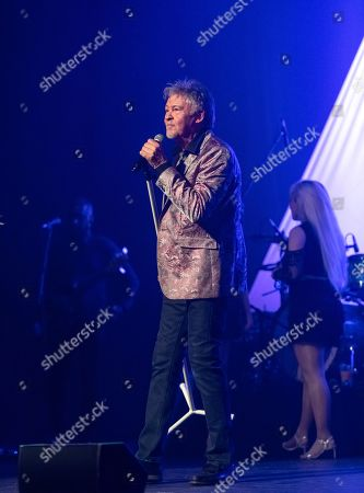 Paul Young at the Olympia Theatre