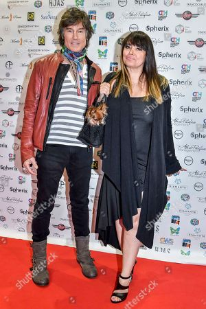 Ronn Moss with Devin DeVasquez