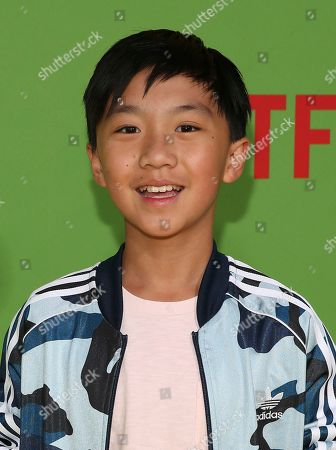 """Ian Chen arrives at the premiere of """"Always Be My Maybe"""", at the Regency Village Theatre in Los Angeles"""