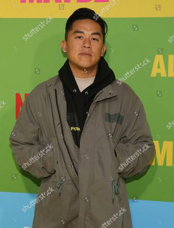 "Stock Photo of Bobby Hundreds arrives at the premiere of ""Always Be My Maybe"", at the Regency Village Theatre in Los Angeles"