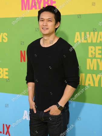"""Editorial photo of LA Premiere of """"Always Be My Maybe"""", Los Angeles, USA - 22 May 2019"""
