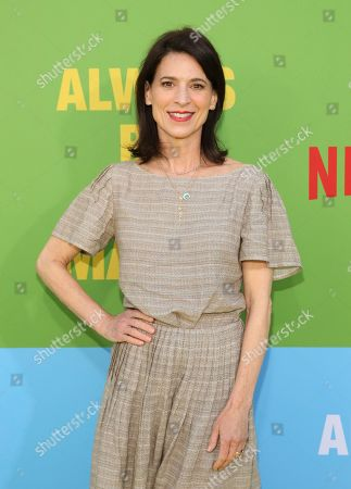 """Perrey Reeves arrives at the premiere of """"Always Be My Maybe"""", at the Regency Village Theatre in Los Angeles"""
