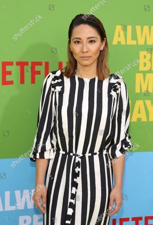 """Stock Picture of Jing Lusi arrives at the premiere of """"Always Be My Maybe"""", at the Regency Village Theatre in Los Angeles"""