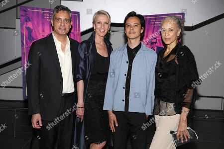 Roland Ballester (Producer), Karen Bjornson, Frédéric Tcheng (Director) and Alva Chinn