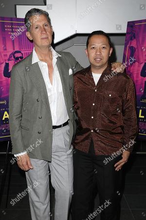 Stefano Tonchi and Humberto Leon
