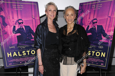 "Editorial image of New York Special Screening of ""HALSTON"", New York, USA - 22 May 2019"