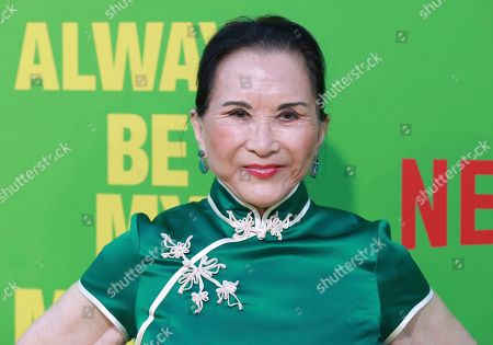"""Stock Picture of Lucille Soong arrives at the premiere of """"Always Be My Maybe"""", at the Regency Village Theatre in Los Angeles"""