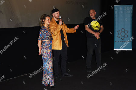 Editorial photo of 'Lucid' film premiere, London, UK - 22 May 2019