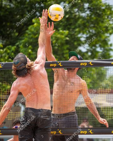 Editorial picture of AVP Pro Beach Volleyball Austin Open, Austin, USA - 18 May 2019