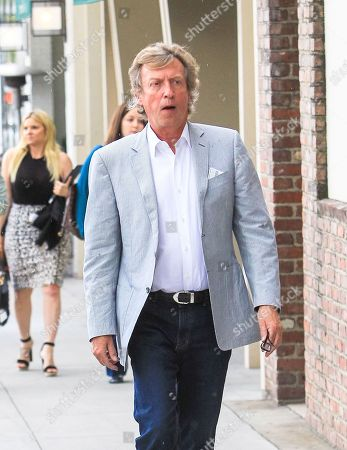 Nigel Lythgoe out and about, Los Angeles