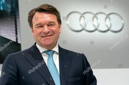 Audi AG annual general meeting, Neckarsulm