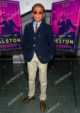 'Halston' film screening, New York