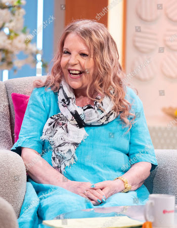 Editorial image of 'Lorraine' TV show, London, UK - 23 May 2019