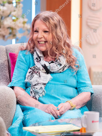 Editorial picture of 'Lorraine' TV show, London, UK - 23 May 2019