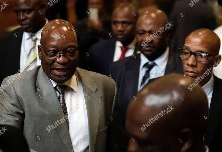 Jacob Zuma corruption trial, Pietermaritzburg