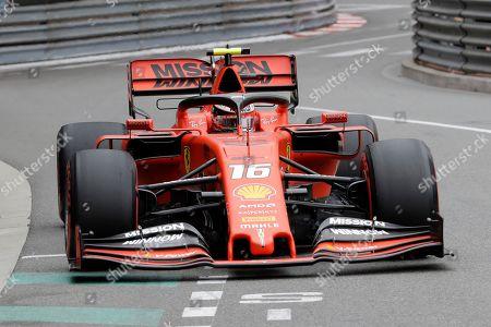 Monaco Grand Prix, Practice