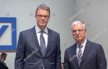 Deutsche Bank annual general meeting, Frankfurt