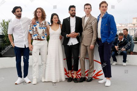 Editorial photo of Matthias Et Maxime Photocall - 72nd Cannes Film Festival, France - 23 May 2019