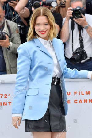 'Oh Mercy!' photocall, 72nd Cannes Film Festival