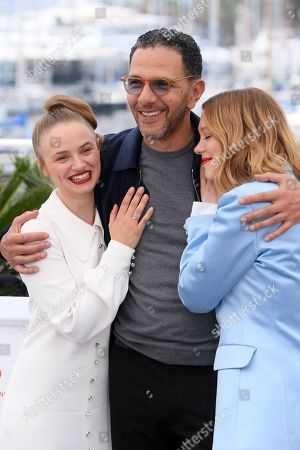Editorial image of 'Oh Mercy!' photocall, 72nd Cannes Film Festival, France - 23 May 2019