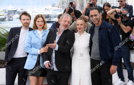 Editorial picture of 'Oh Mercy!' photocall, 72nd Cannes Film Festival, France - 23 May 2019