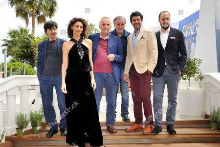 Luigi Lo Lascio, Marco Bellocchio, Maria Fernanda Candido, Pierfrancesco Favino, Fausto Russo Alesi, Fabrizio Ferracane