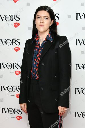 Editorial image of The Ivors, London, UK - 23 May 2019