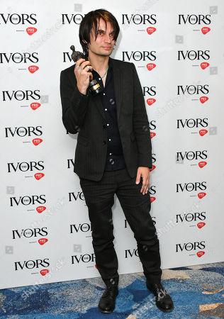 Jonny Greenwood winner of Best Original Film Score