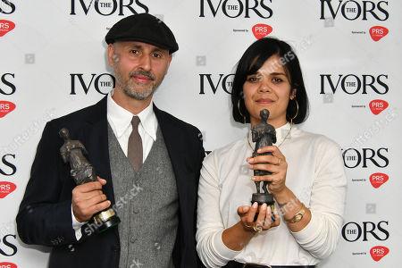 Dominik Scherrer and Bat For Lashes - Natasha Khan, Best Television Soundtrack