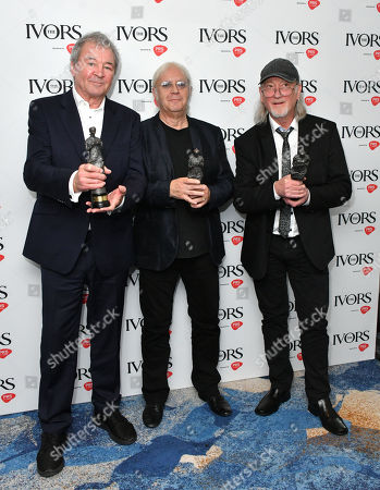 Editorial picture of The Ivors, London, UK - 23 May 2019