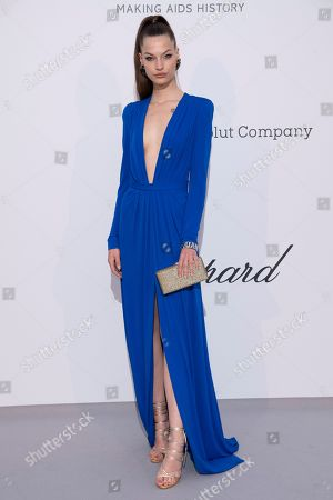 Editorial picture of amfAR's 26th Cinema Against AIDS Gala, Arrivals, 72nd Cannes Film Festival, France - 23 May 2019