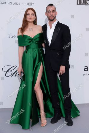 Editorial photo of amfAR's 26th Cinema Against AIDS Gala, Arrivals, 72nd Cannes Film Festival, France - 23 May 2019