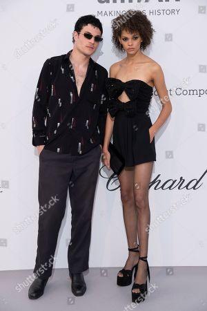 Luka Isaac and Hiandra Martinez