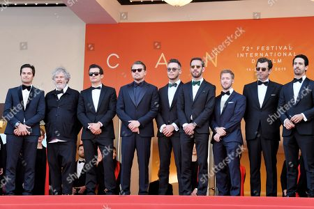 Editorial picture of 'The Traitor' premiere, 72nd Cannes Film Festival, France - 23 May 2019