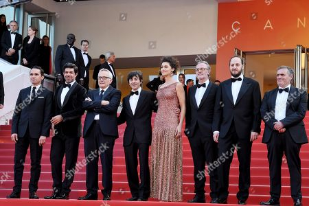 Editorial image of 'The Traitor' premiere, 72nd Cannes Film Festival, France - 23 May 2019