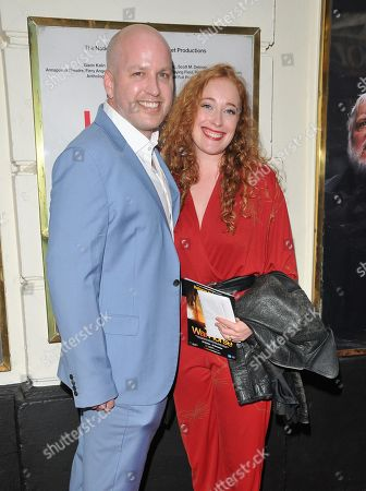 Paul Housden and Victoria Yeates