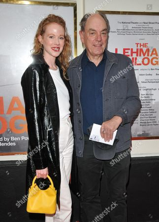 Alun Armstrong and guest