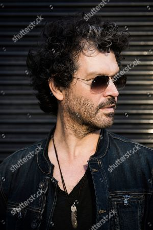 London United Kingdom - September 3: Portrait Of American Musician Doyle Bramhall Ii Photographed In London On September 3