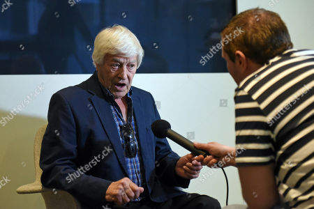 Colin Hart is interviewed during the 'I Am Duran' Film Screening at Universal Pictures on 23rd May 2019