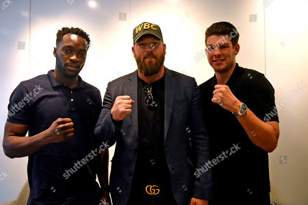 Editorial picture of I Am Duran Film Screening, Boxing, Universal Pictures, Central St Giles, London, United Kingdom - 23 May 2019